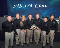 Click Here To Go To The Special STS-124 Crew Reprint Gallery