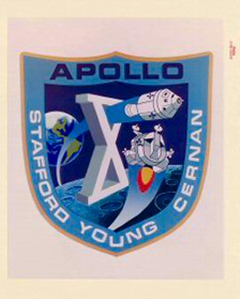 Click Here To Go To The Apollo 10 Vintage Photograph Gallery