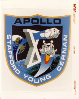 Click Here To Go To The Apollo 10 Reissues & Lithographs Gallery