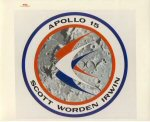 Click here to go to the  Apollo 15  Gallery