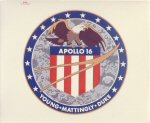 Click here to go to the  Apollo 16 Reprint  Gallery