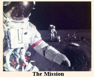 Click Here Go To The Apollo 14 Mission Gallery