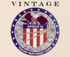 Click here to go to the Vintage Apollo 16 Photograph Gallery