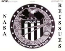 Click here to go to the Apollo 16 Reissue Gallery