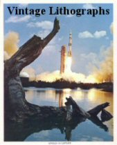 Click here to go to the Apollo 16 Lithograph Gallery