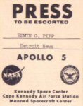 Click here to go to the Apollo 5 Gallery