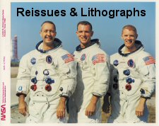 Click Here To Enter The Apollo 9 Reissues & Lithograph Gallery
