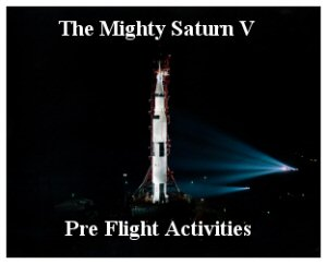 Click Here Go To The Apollo 14 Pre Flight Activity Gallery