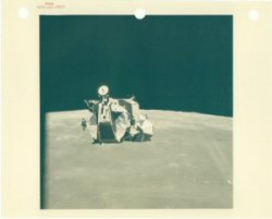 Click here to go to the Vintage Apollo 16 3 Holes Punched Gallery