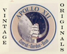 Click Here To Go To The Apollo 12 Vintage Photograph Gallery