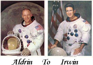 Click here For Astronauts Last Names Starting With A to J