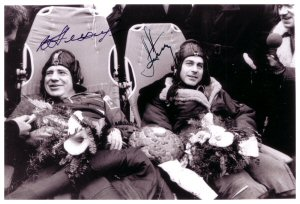 Click here to go to the Cosmonauts Signed Gallery