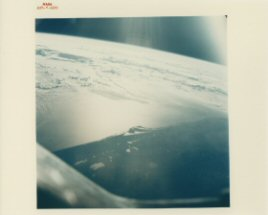 Click here to go to the Apollo 7 Earth Sky Gallery