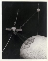 Click here to go to the Mariner 9 & 10 Gallery