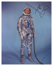 Click Here To Go To Apollo 11 Pre-Printed Signature Photo Gallery