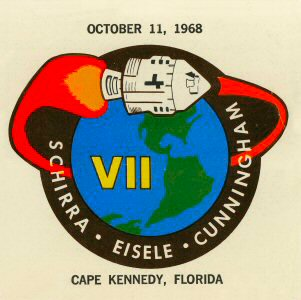 Apollo 9 Vintage Sticker  �6.95