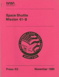 Click here to go to the Shuttle Press Kits Gallery