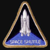 Click here to go to the Shuttle Patch Gallery