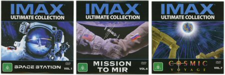 Click Here To Enter The IMAX DVD Gallery
