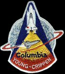 Click here to go to the STS-1 Photograph Gallery